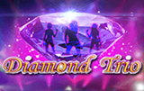 Онлайн слот Diamond Trio