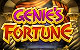 Бесплатный слот Genie's Fortune