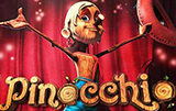 Игровой автомат Пинокио