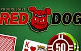 Играть бесплатно Red Dog Progressive