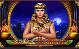 Игровой слот Богатства Клеопатры