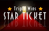 Игровой автомат онлайн Triple Wins star Ticket