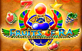 Автомат Fruits Of Ra
