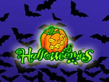 Игровой автомат Хэллоуин