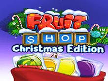 Новая игра Фруктовый Магазин: Рождественское Издание