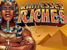 Автомат Богатство Рамсеса