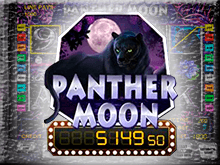 Слот Panther Moon