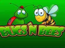 Bugs & Bees – игровой автомат от Novomatic