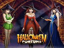 Удача На Хэллоуин от Playtech – автомат онлайн