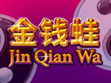 Игровой автомат Jin Qian Wa от Playtech