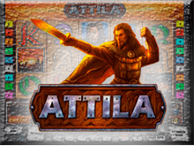 Игровой автомат Attila от Novomatic