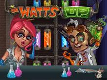 Dr Watts Up – игровой автомат от Microgaming
