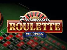 Слот Premium Roulette European от Playtech